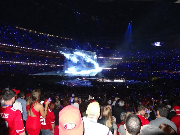 Super Bowl  XLVIIHalftime Show With Beyonce